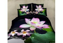 """""""Ночной рай"""" комплект постельного белья сатин"""
